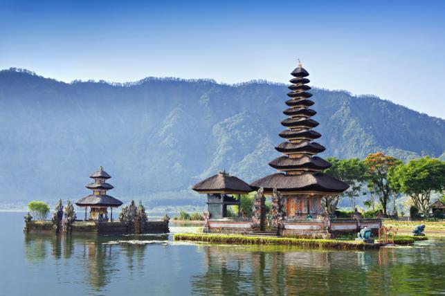 Indonezyjski raj na wyspach - Bali