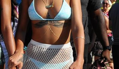 Idealne ciało Rihanny