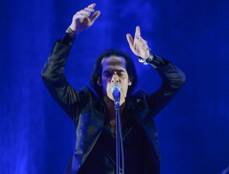 Nick Cave na Ope\'erze w Gdyni