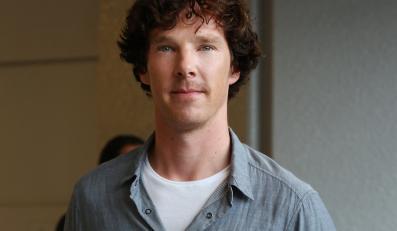 Benedict Cumberbatch: Mózg mam dziurawy jak szwajcarski ser