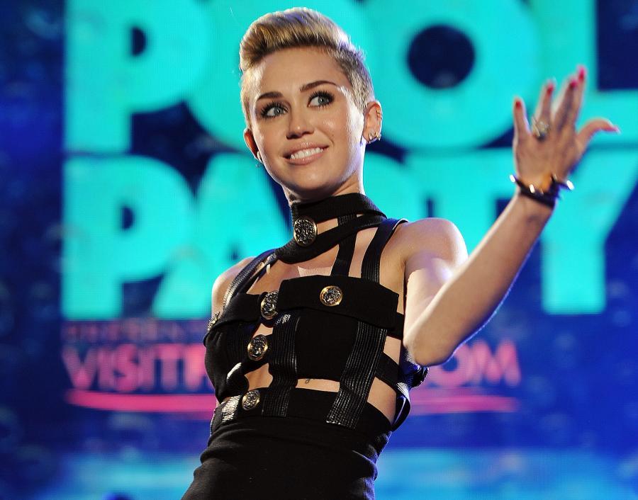 Miley Cyrus nie dba o fanki