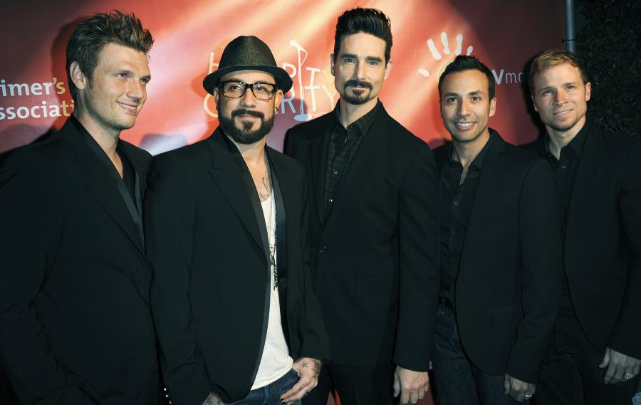 Backstreet Boys prezentuje \