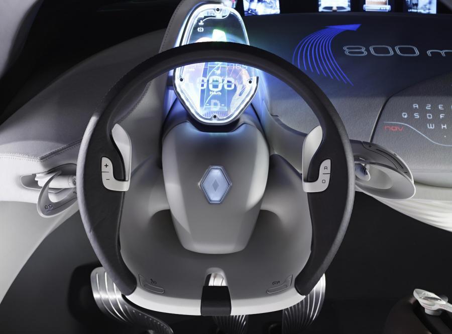 Renault z kosmosu