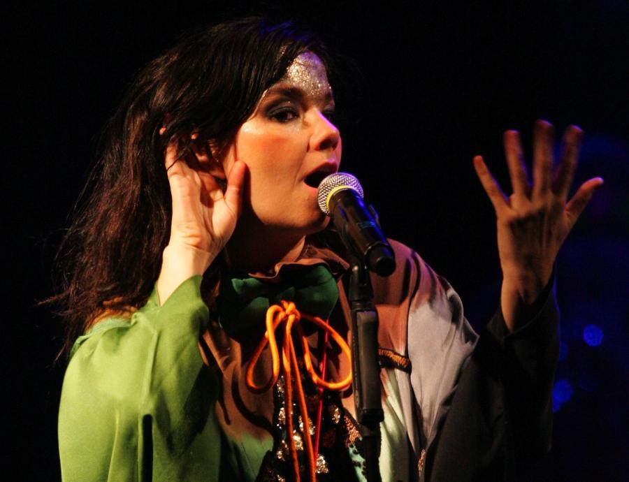 Björk opowiada o muzyce