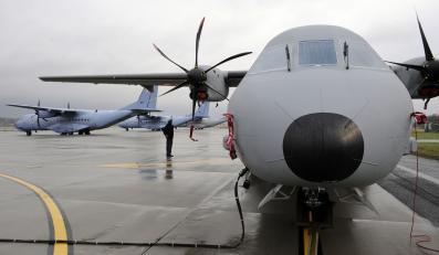 Samolot wojskowy CASA