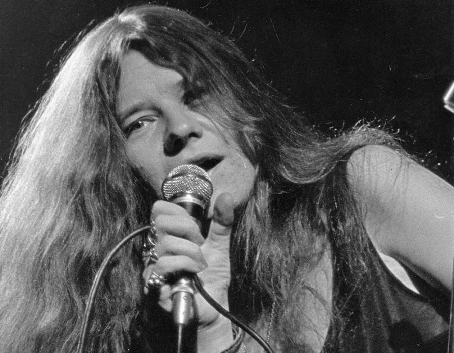 "9. Janis Joplin – ""Me and Bobby McGee"" (z repertuaru Krisa Kristoffersona)"