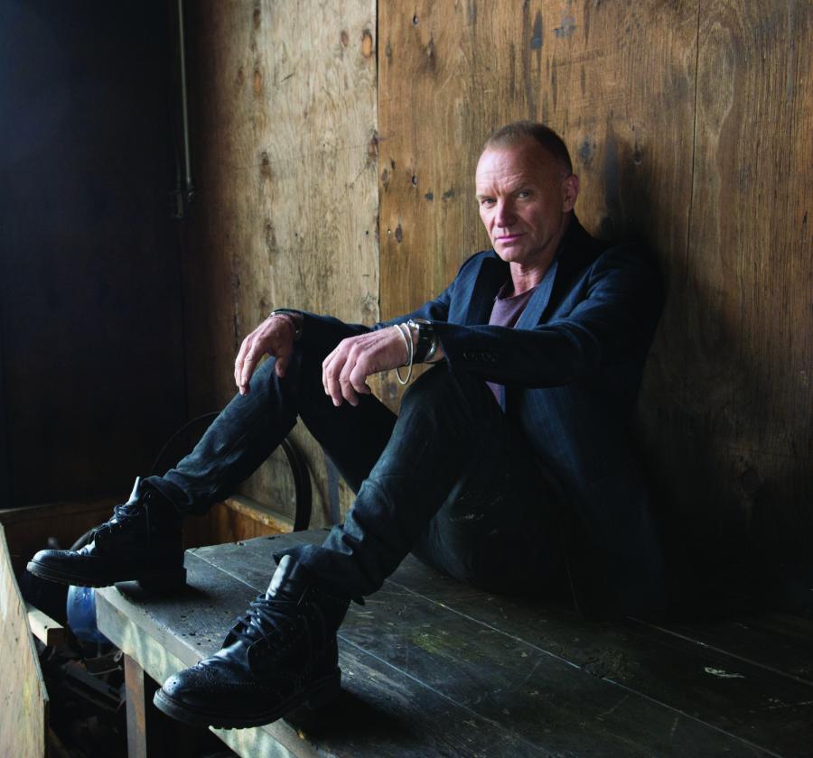 Sting wydał nowy, autorski album \