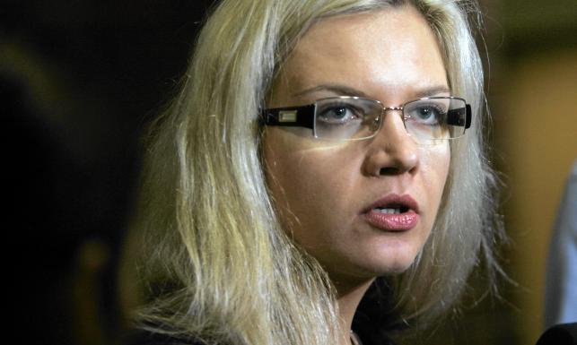 Małgorzata Wassermann (Fot. Fot. Przemek Wierzchowski Agencja Gazeta / Agencja Gazeta)