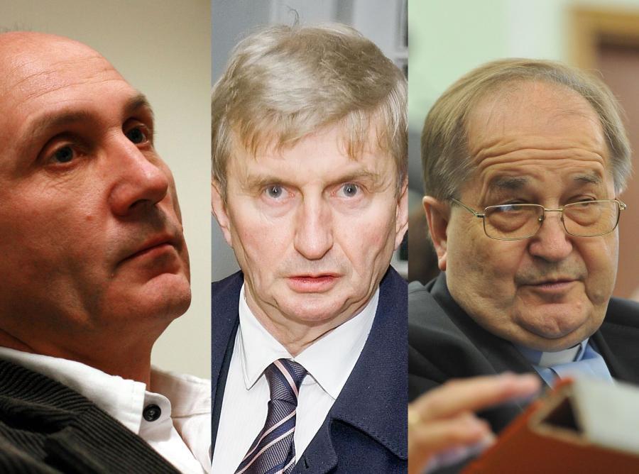 Adam Pieczyński, Zbigniew Benbenek, o. Tadeusz Rydzyk