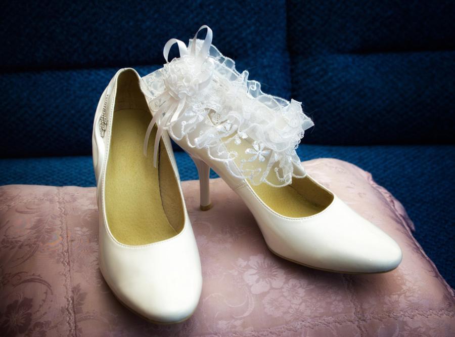 Buty dla wyjatkowej panny młodej