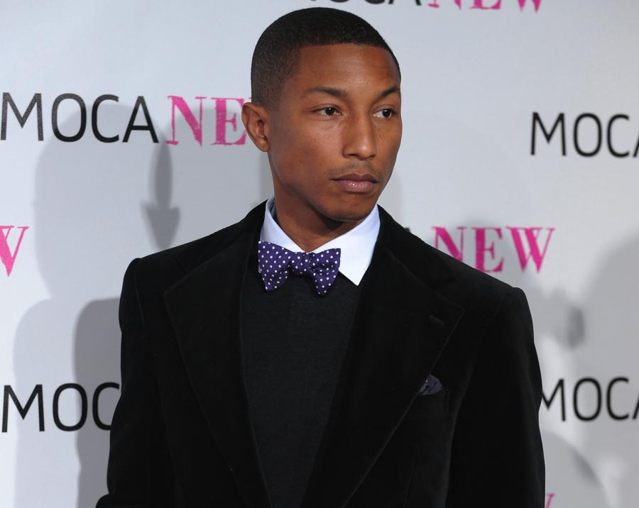 Pharrell Williams walczy o Oscary