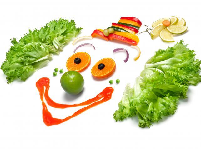 Co nam zdradza kształt warzyw i owoców?