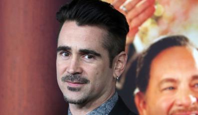 "Colin Farrell na premierze ""Ratując pana Banksa"""