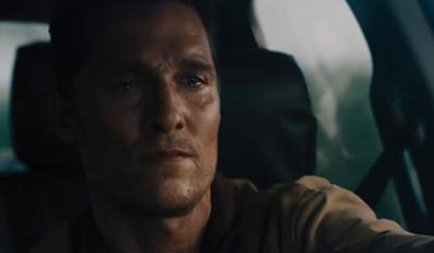 """Matthew McConaughey w filmie """"Interstellar"""""""