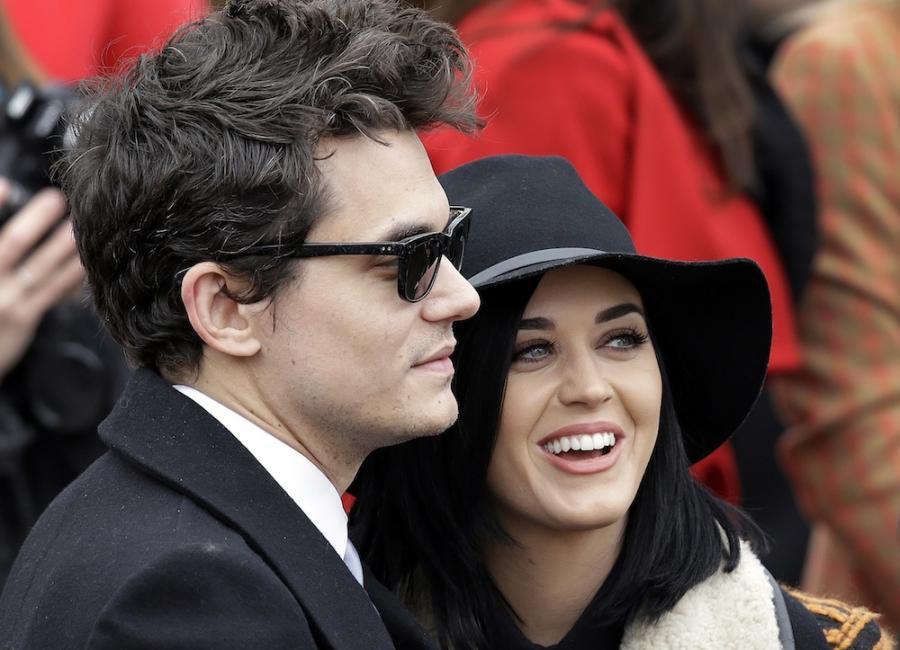 John Mayer i Katy Perry