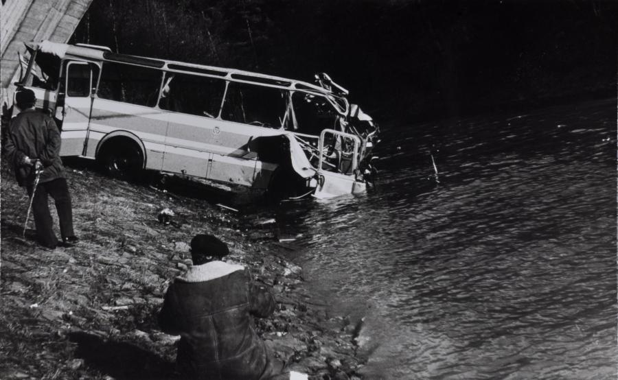 Katastrofa w Wilczym Jarze 15 listopada 1978 roku