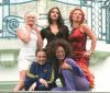 Spice Girls na festialu w Cannes (1997)