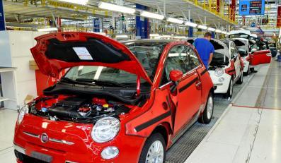 Fabryka Fiata w Tychach stanęła przez powódź