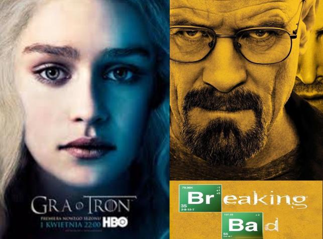 Gra o tron, Breaking Bad