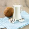 Pożywne mleko kokosowe