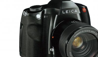 Nowa Leica z matrycą 37 megapiksli