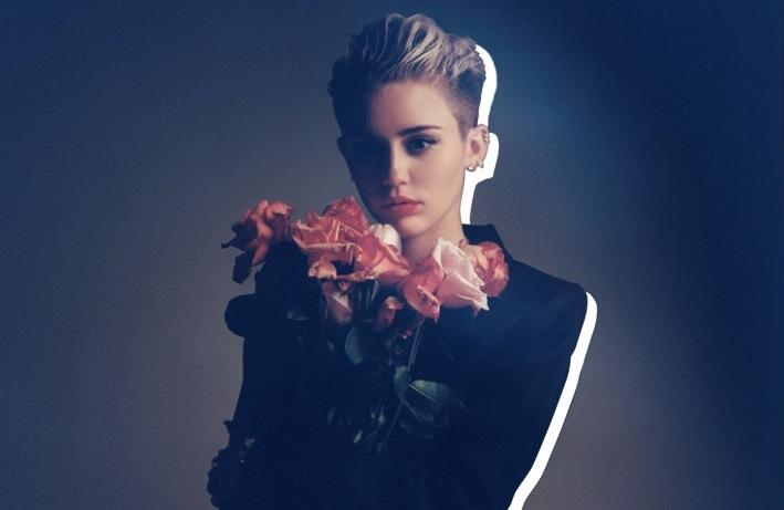 Miley Cyrus zaśpiewa Leonarda Cohena
