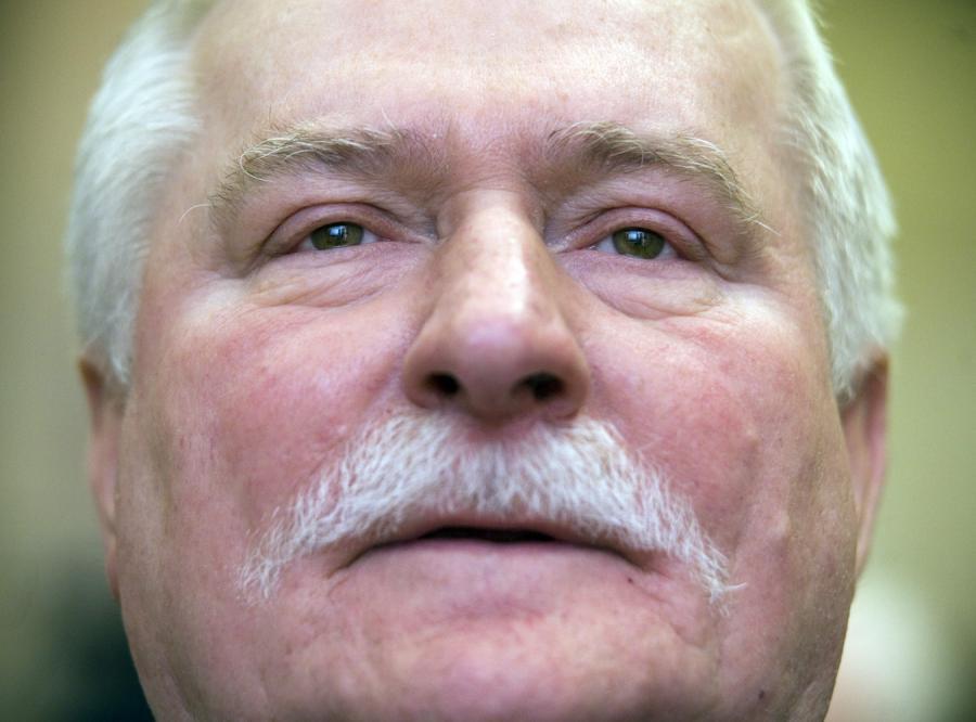 Wałęsa: Jako prezydent byłem podsłuchiwany