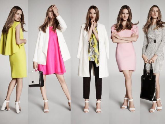 Simple CP - kolekcja wiosna/lato 2014