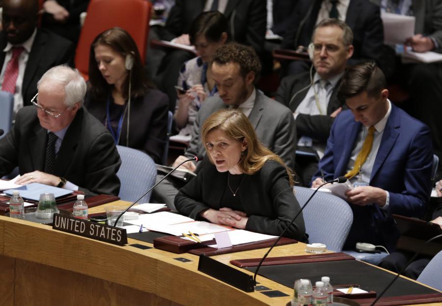 Posiedzenie ONZ w sprawie Syrii