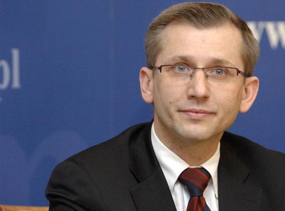 Wiceminister sprawiedliwości ratuje ŁKS