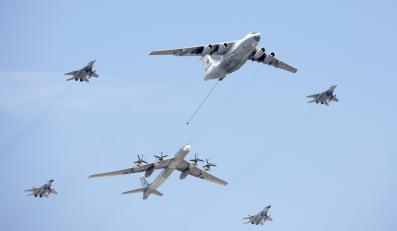 Rosja samoloty rosyjskie Tu-95MC