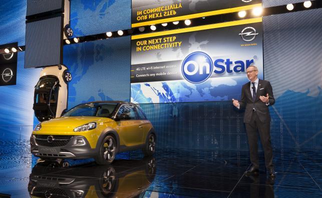 Opel w Genewie