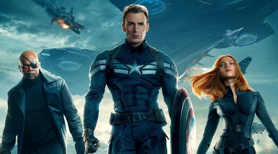 Kapitan Ameryka na nowym plakacie i w nowym klipie