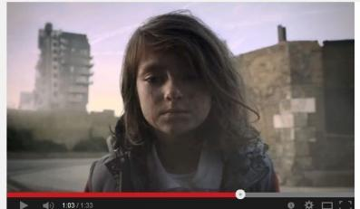 "Kampania społeczna ""Save Syrias Children"""
