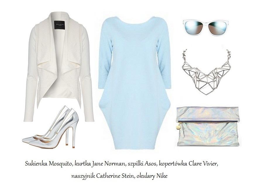 Modne stylizacje z pastelami na wiosnę 2014