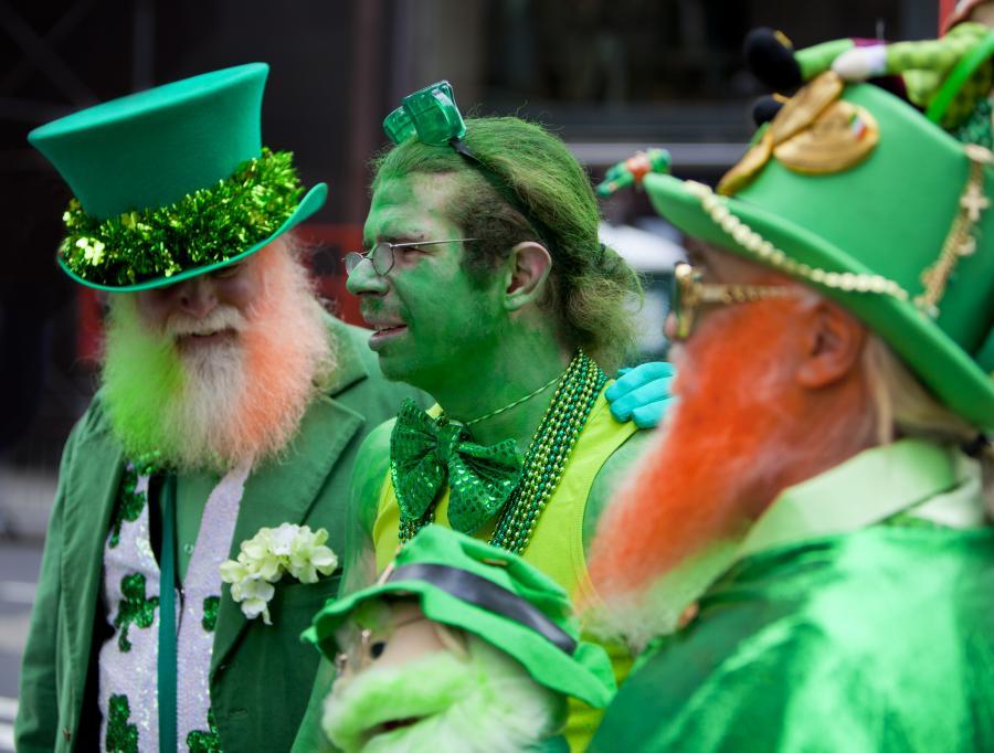 Parada świętego Patryka