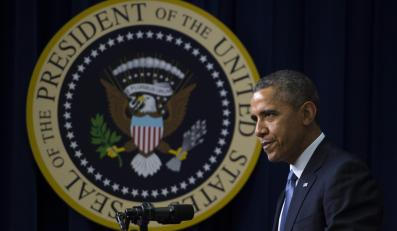 Amerykański prezydent Barack Obama