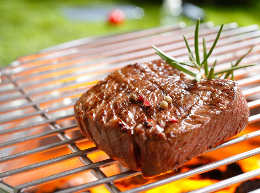 Grillowanie mięso