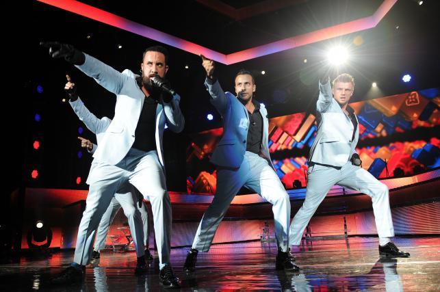 Backstreet Boys wracają do Polski