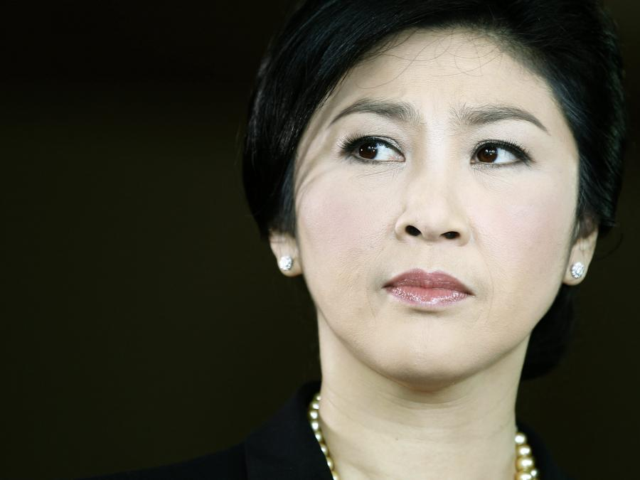Premier Tajlandii, Yingluck Shinawatra
