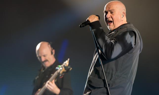 Peter Gabriel znakomity w Łodzi. 13 tysięcy widzów nie może sięmylić! [ZDJĘCIA]