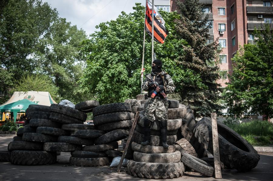 Separatyści na Ukrainie