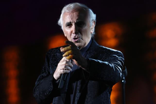 Charles Aznavour obchodzi 90. urodziny