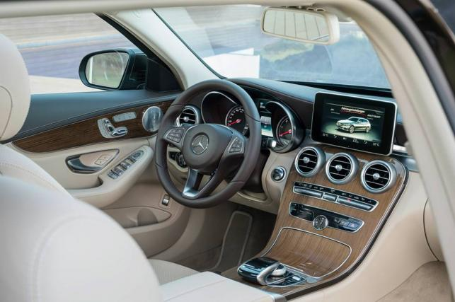 Mercedes klasy C kombi