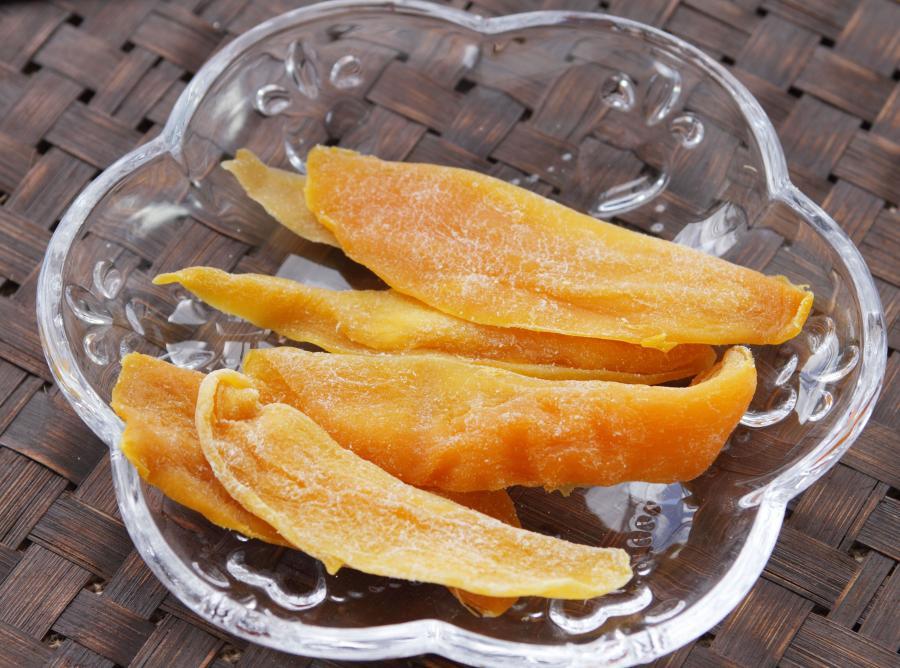 6. Suszone mango