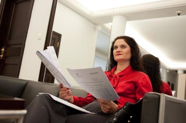 Dorota Arciszewska-Mielewczyk / zdjęcie z oficjalnego profilu