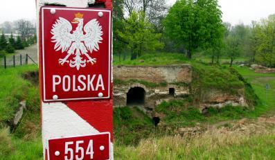 polsko-niemiecka granica w Kostrzynie nad Odrą 25lat