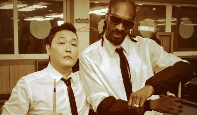 "PSY i Snoop Dogg w klipie ""Hangover"""