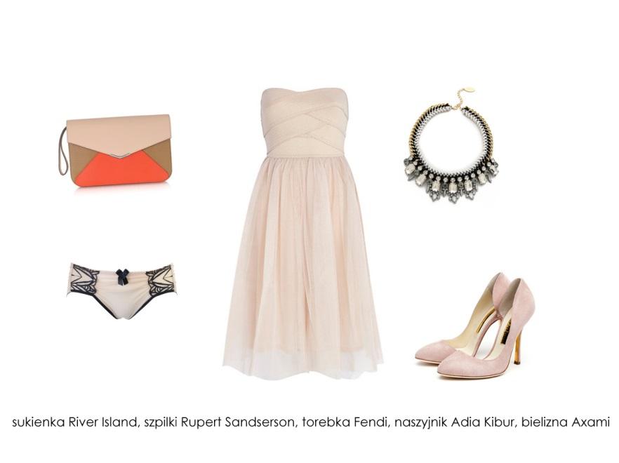 Sukienki na wesele - lato 2014
