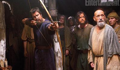 """Christian Bale jako zupełnie inny Mojżesz w """"Exodus: Gods and Kings"""""""